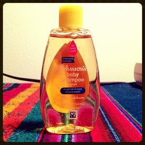Baby Shampoo Hack