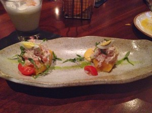 Crab Potato Salad - Causa de Congrejo