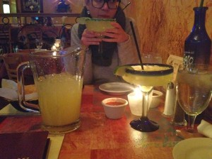 Margaritas at El Mariachi