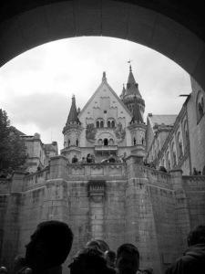 Neuschwanstein Entrance2