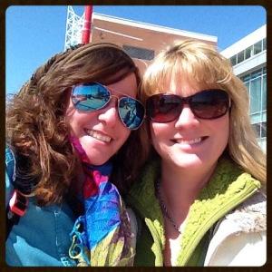 Sister Selfies!