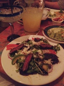 Steak Salad El Mariachi