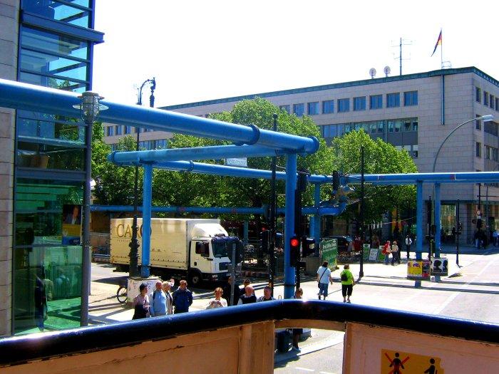 Remnants of East Berlin