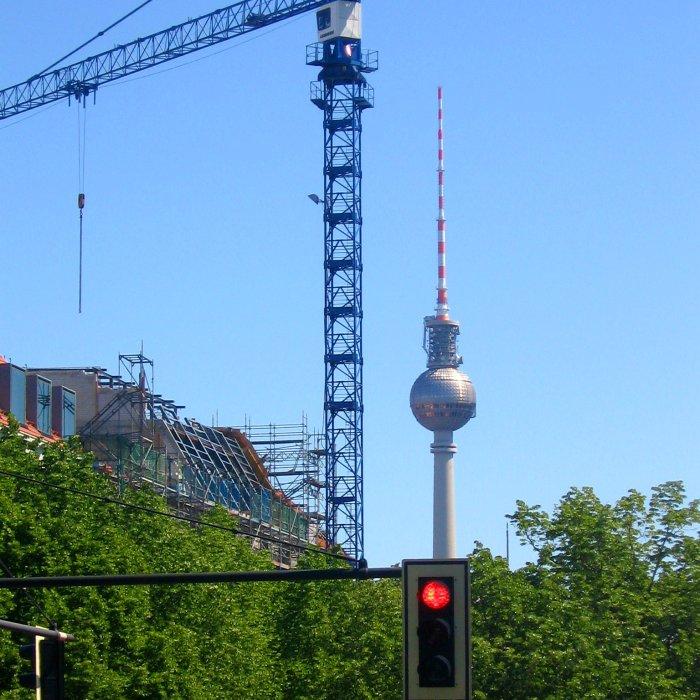 Fernsehturm - Berlin's TV Tower