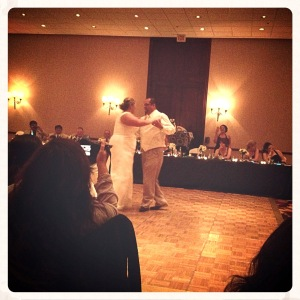 First Dance - beautiful!