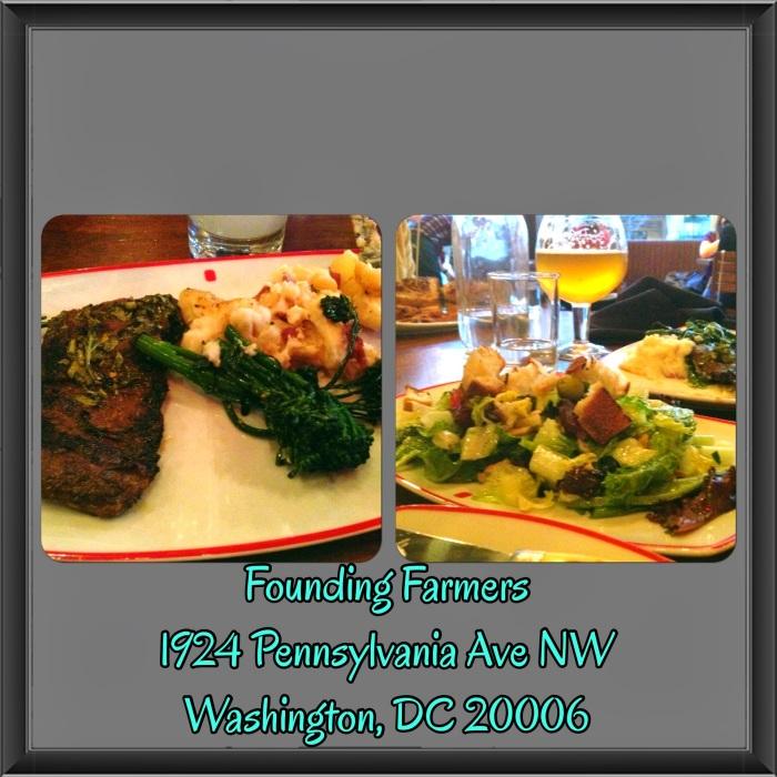 Skirt Steak and Farmer's Salad....NOM!!