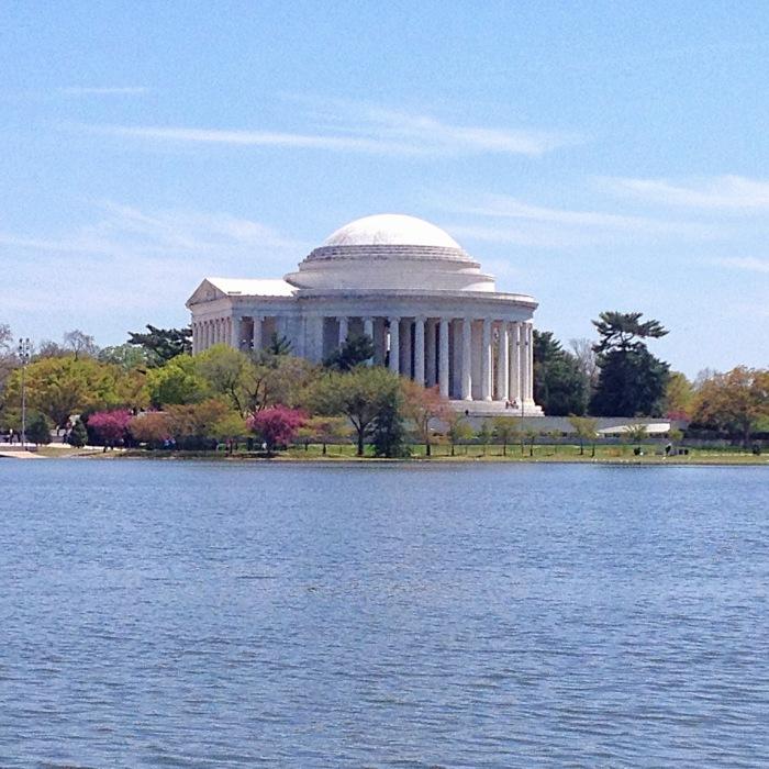 8. Jefferson Memorial