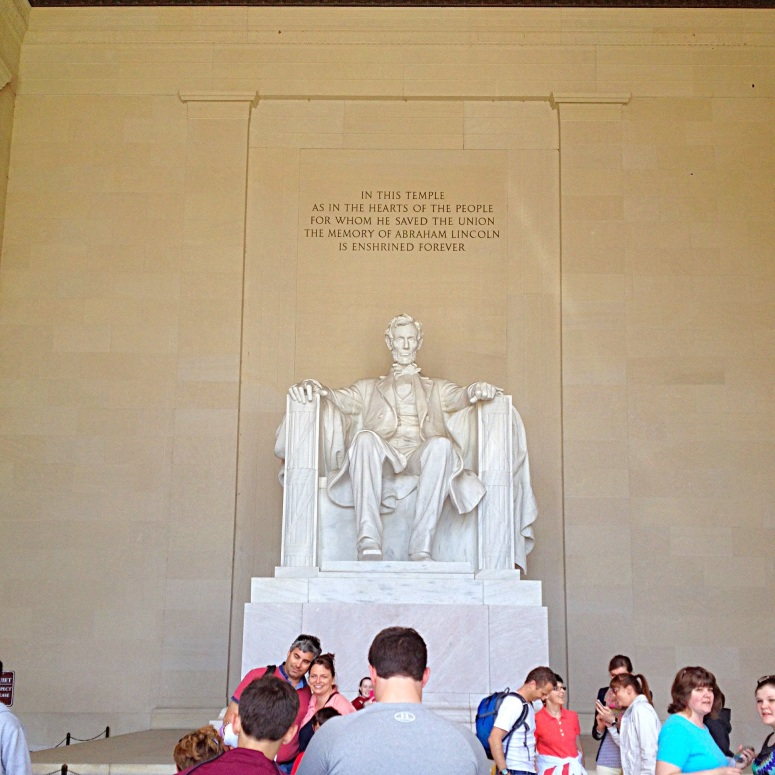 4. Lincoln Memorial