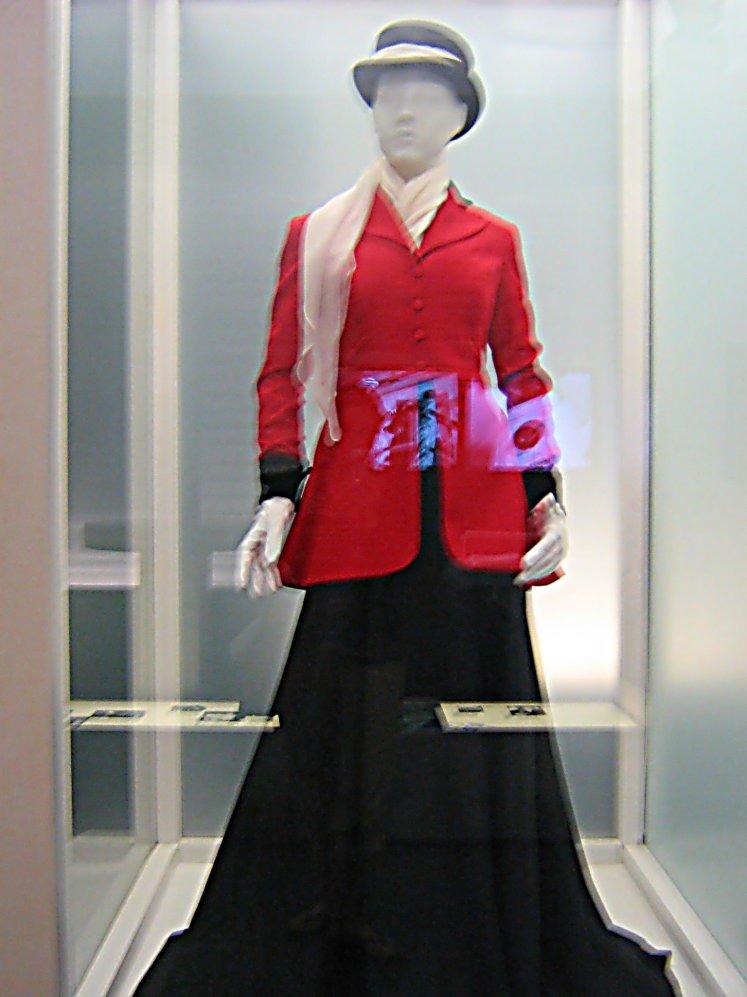 Romy Schneider's dress from her Sissi movies