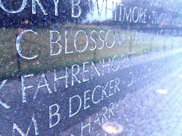 5. Vietnam Memorial