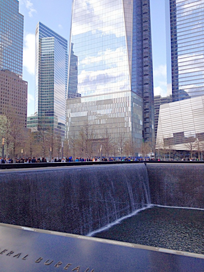 World Trade Center Fountain