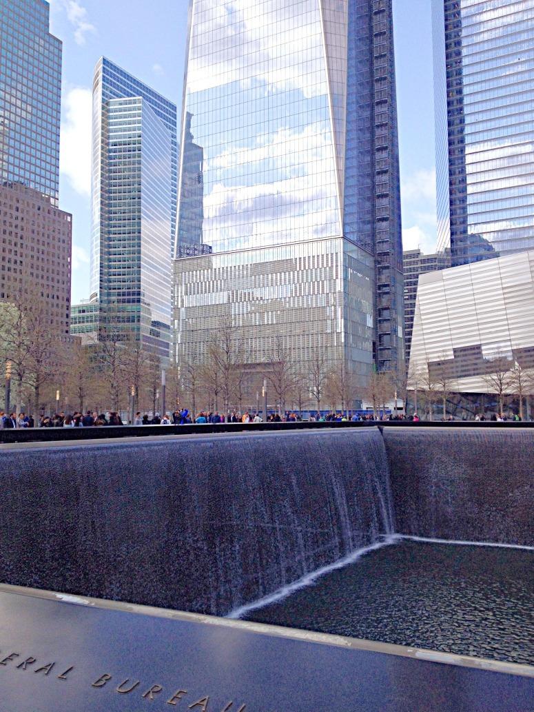 World Trade Center Fountain
