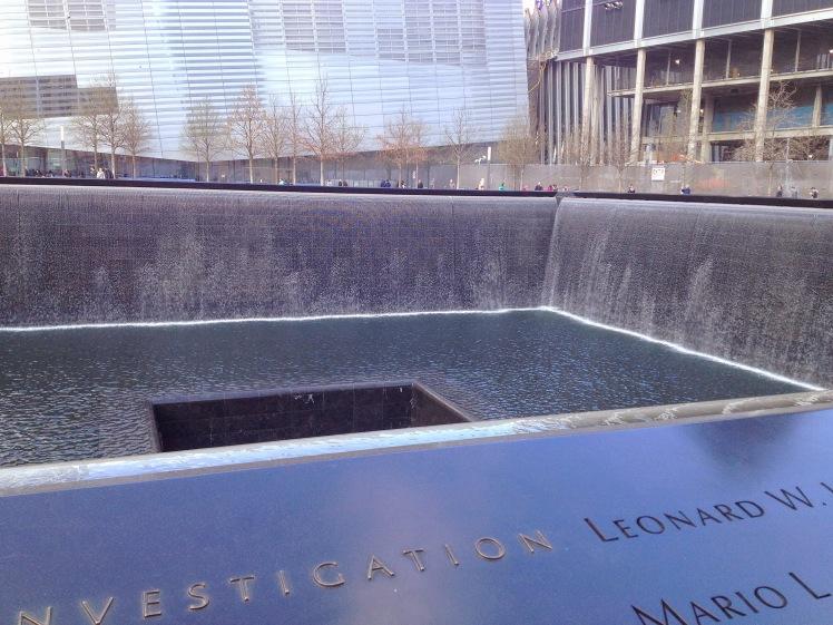 WTC Fountain