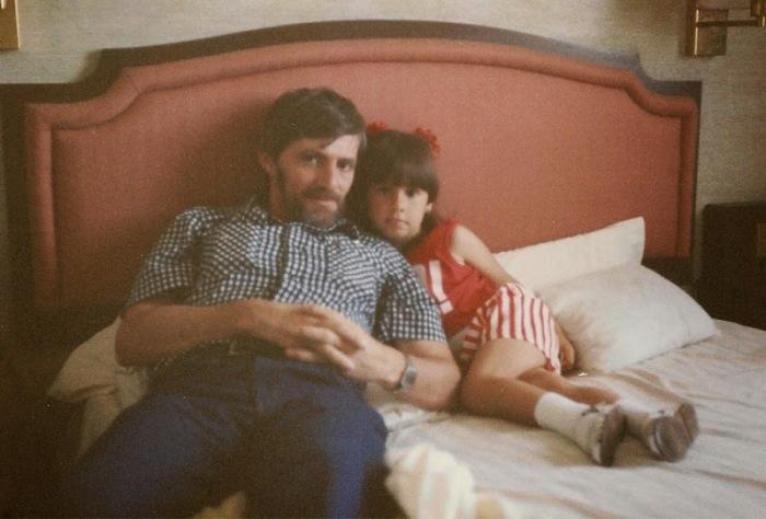Dad and Mari2