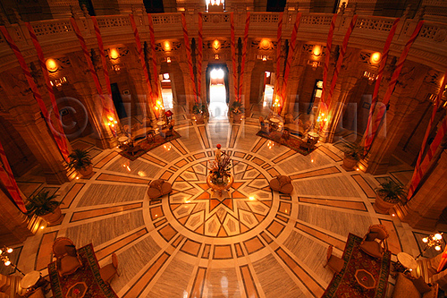 Umaid Bhawan Palace interior