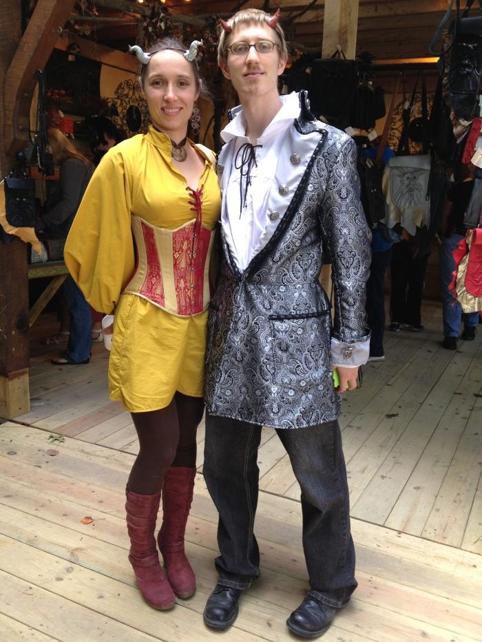 Amanda and Lance <3