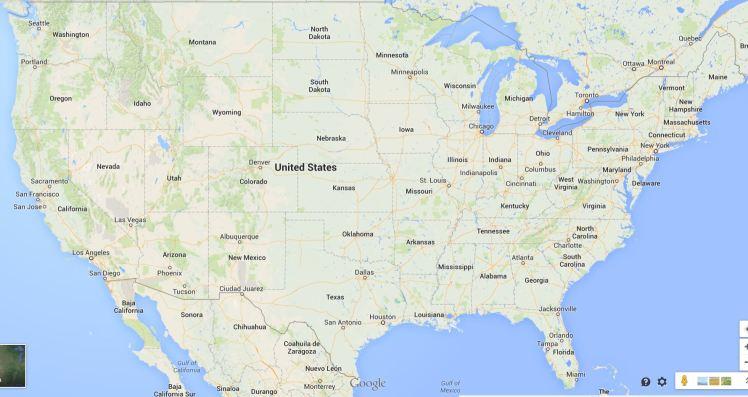 Thanks, Google Maps!