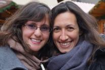 La Mari and Anna :-)