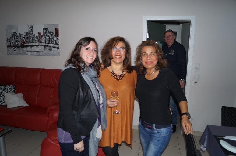 Me, Lola, and Tia Meni