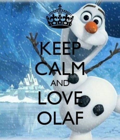 Not this Olaf - source