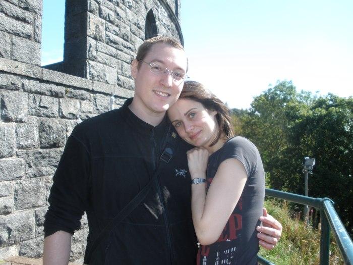 Chris and Emma