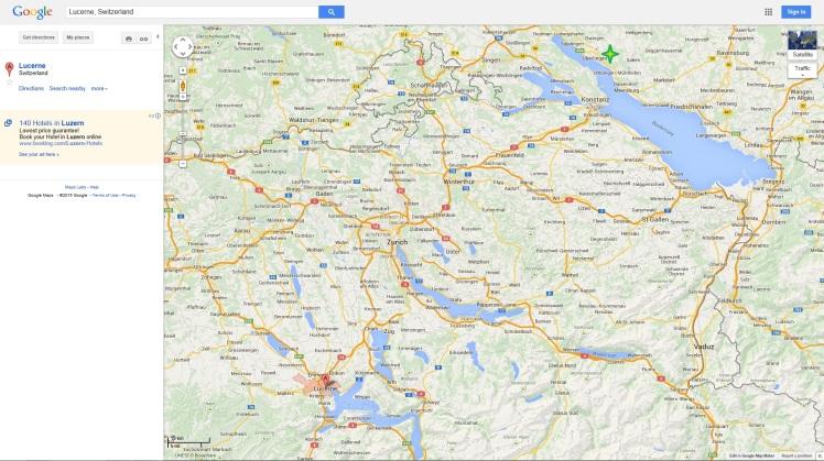 Notice Ueberlingen is the green star :-)