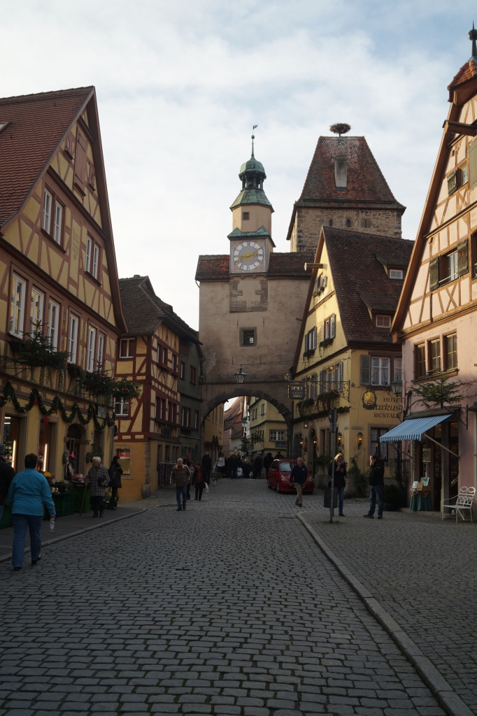 Ah......Rothenburg ob der Tauber