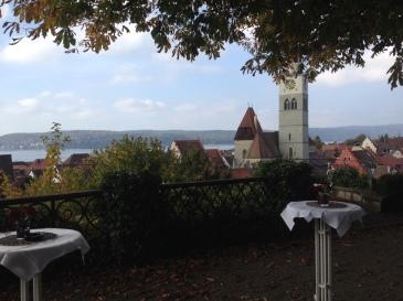 Lake Constance from Ueberlingen