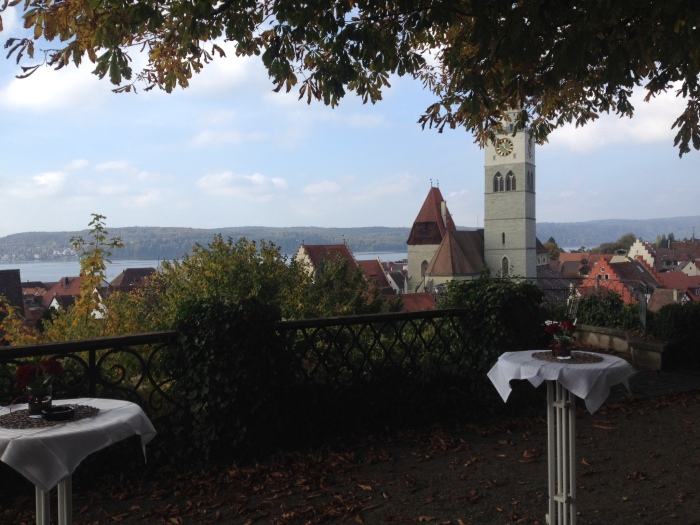 Lake Constance from Ueberlingen