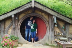 Look! We are Hobbits!