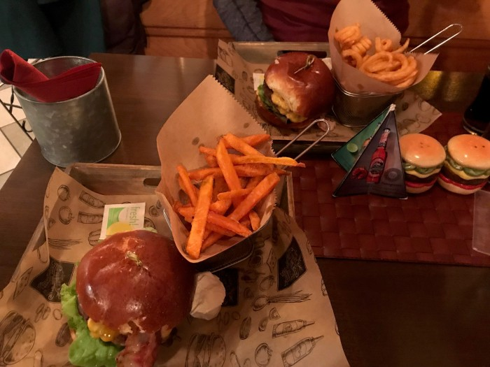 burgers in rothenburg